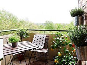 desain balkon rumah minimalis cantik | alindra interior